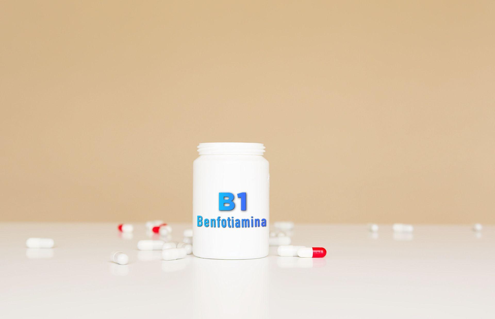 Complicatiile diabetului zaharat: rolul tiaminei si benfotiaminei